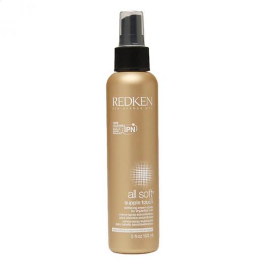 Redken All Soft Supple Touch Helps Hair Battle Summer