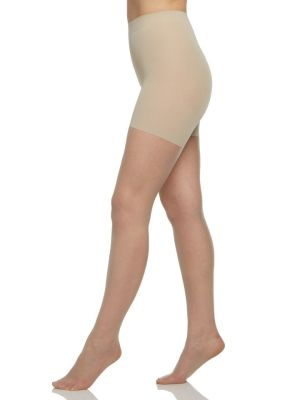 Easy On Luxe Matte Sheer Nude Pantyhose from Berkshire Hosiery