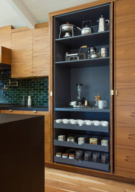 Designing a Home Coffee bar