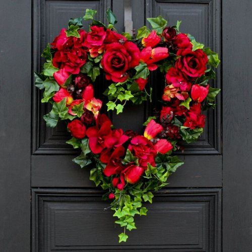 Sweet Valentine's Day wreath