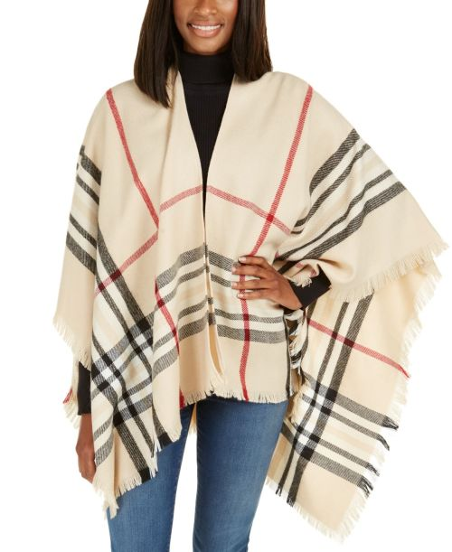 A Plaid Blanket Scarf is a MUST for Fall