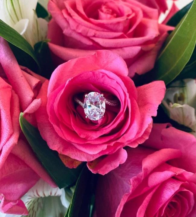 Moissanite is a Stunning Diamond Alternative