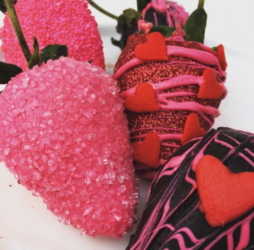 Sweet Treats! Valentine's Day Inspiration from The Next Great Baker, Dana Herbert