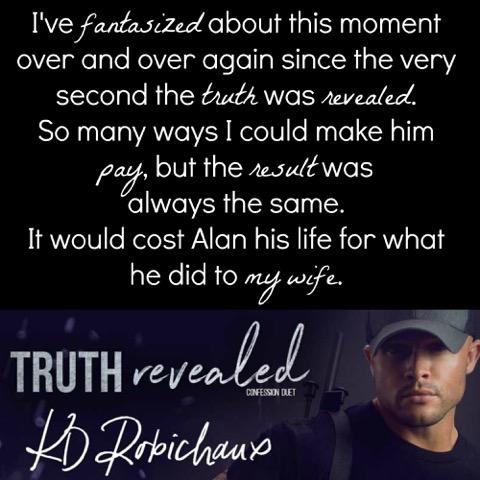 TRUTH REVEALED by KD Robichaux
