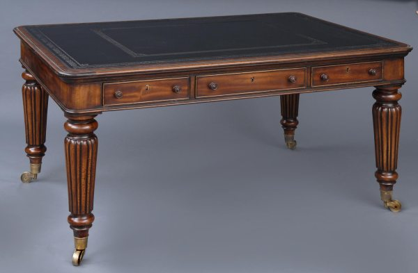 Product Victorian Partners Writing Table 1