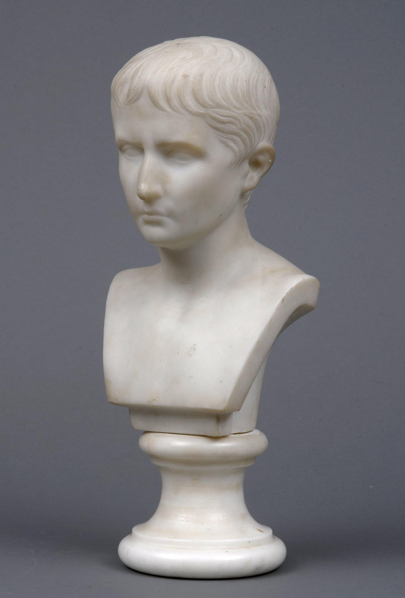 Product  Marble Bust Of Caesar Augustus