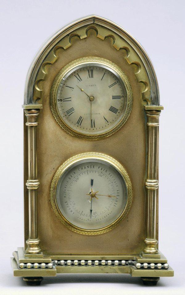 Product English Gothic Style Mantle Clock