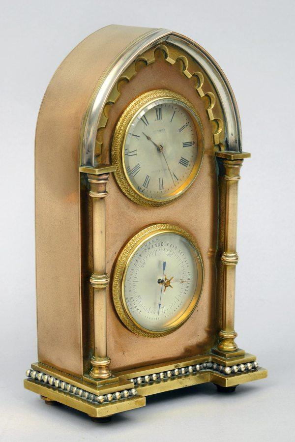 Gothic Style Antique Clock