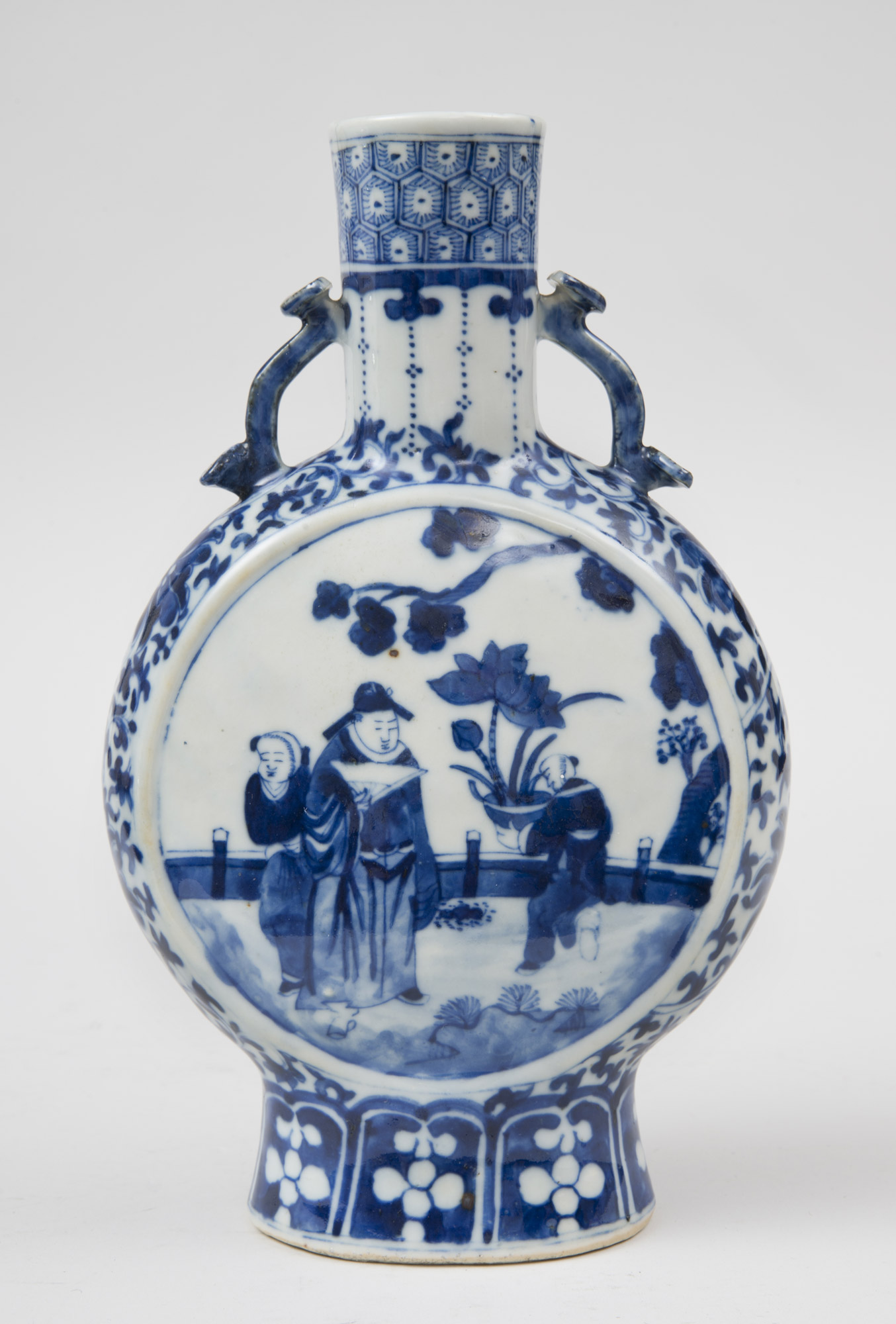 arm chairs kmart office chair review » product chinese kangxi moon flask circa 1662 1722