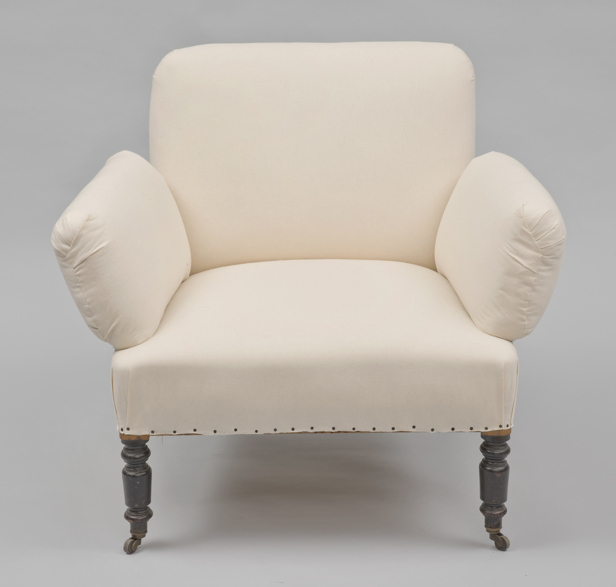 unusual armchair baby chairs for bathtub antique french napoleon iii small