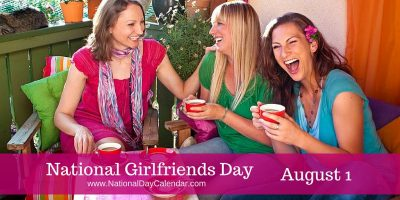 National Girlfriends Day Susan Sleggs