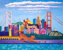 Big Cat San Francisco by Susan Sternau