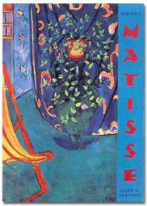 Matisse with Shadow by Susan Sternau