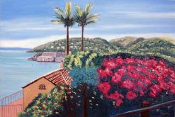 View of Old Town Sausalito by Susan Sternau