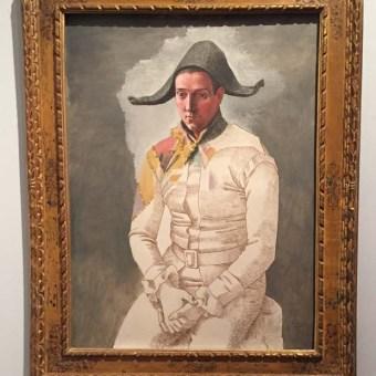 Picasso, Harlequin