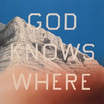 God Knows Where by Ed Ruscha