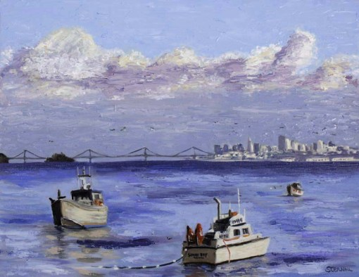 herring-boats-print-by-susan-sternau