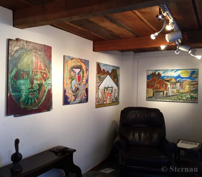 VanBo Show and John Wilmer Studio