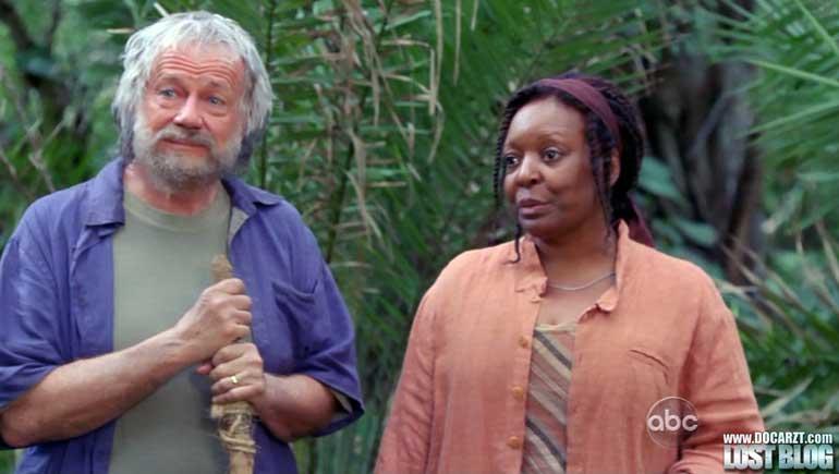 Robinson Crusoe Bernard and Rose