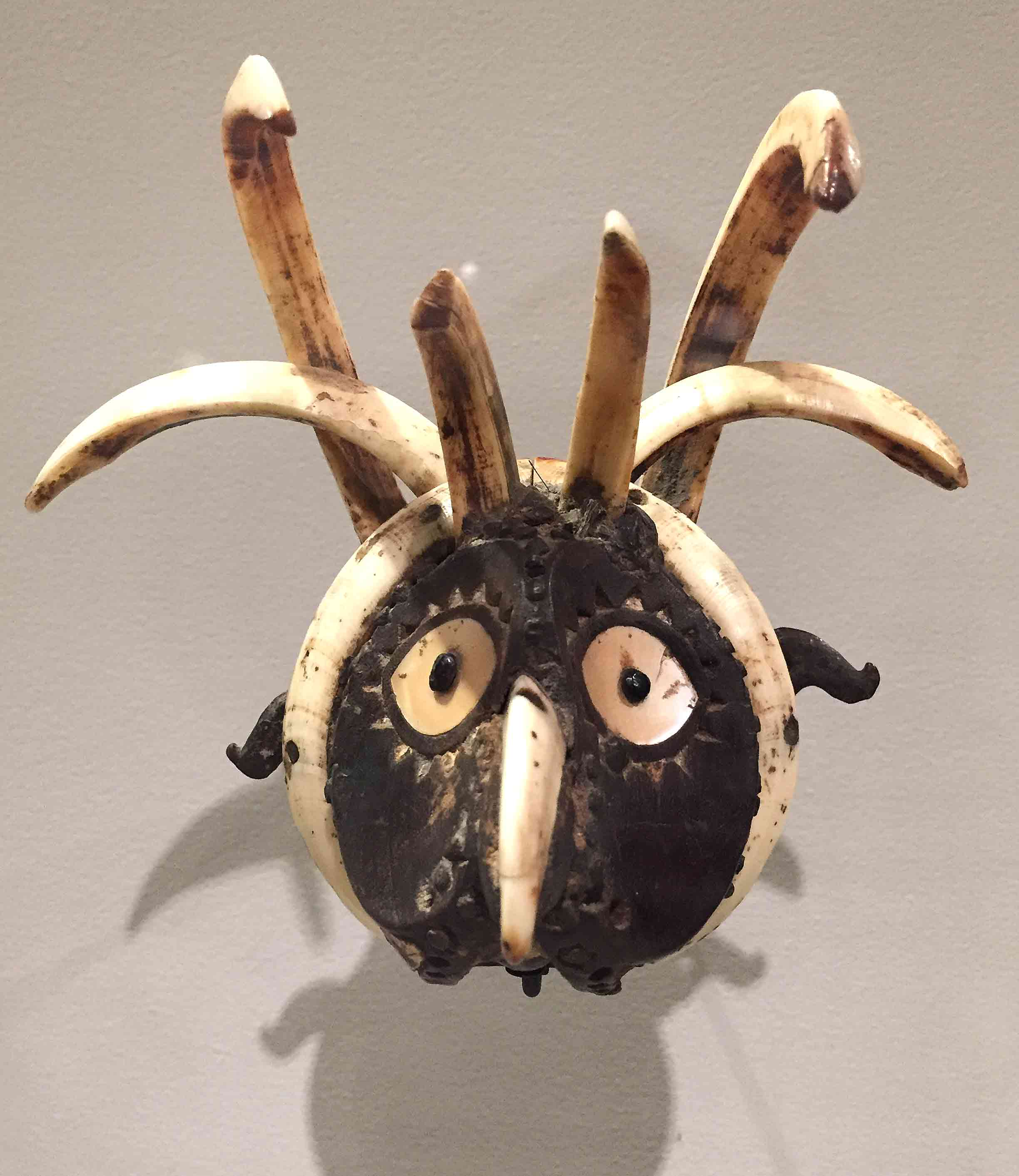 Mask from Pacific Islands - Dallas Museum of Art