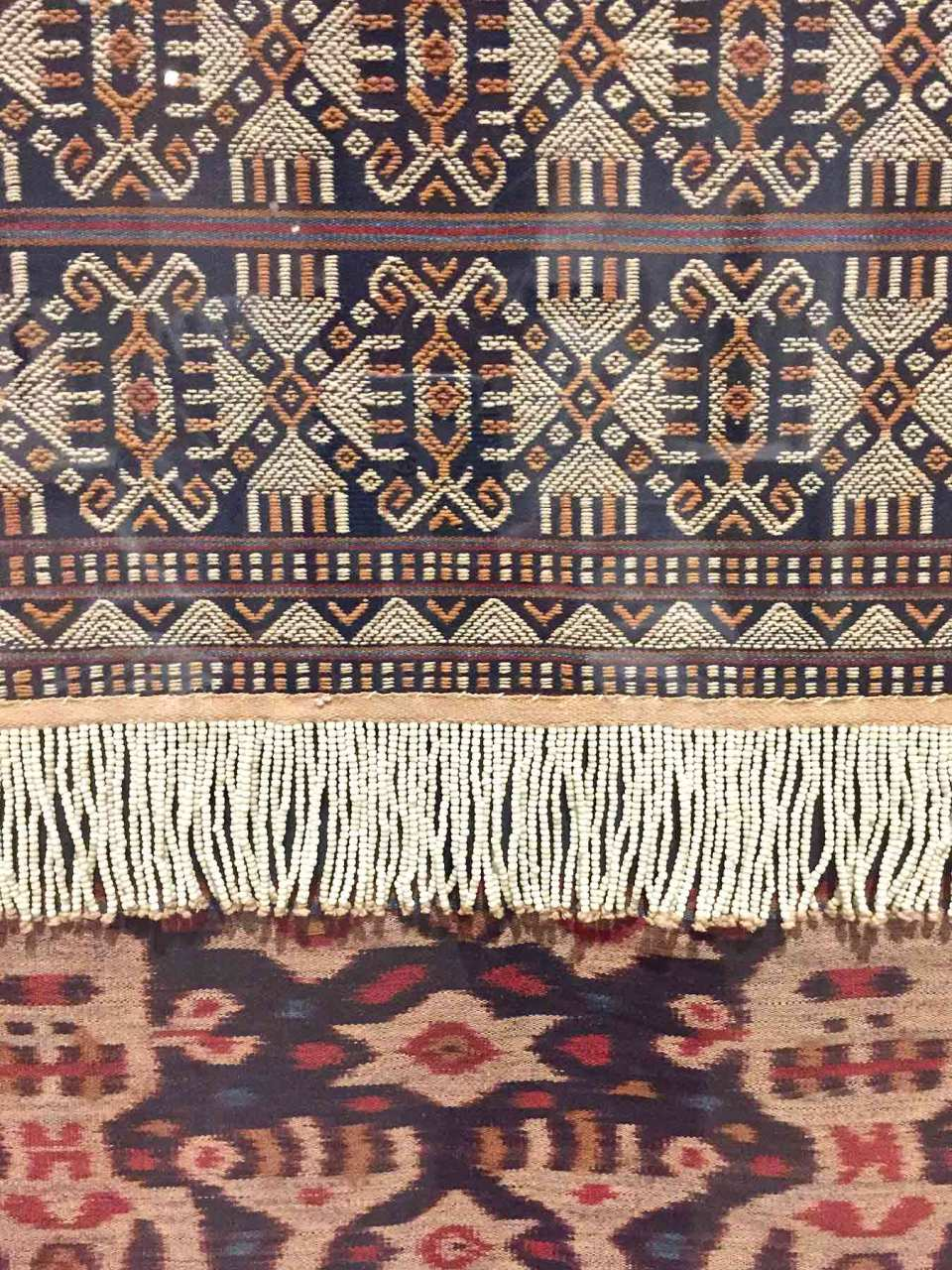 Weaving from Pacific Islands