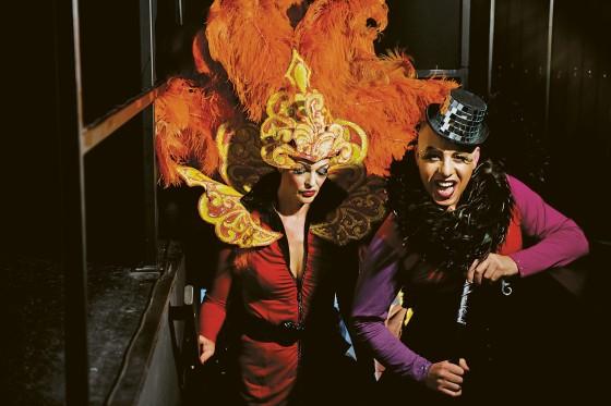 Carnival creations by Basman