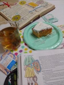 Bible Art journaling With Susan Walker Art