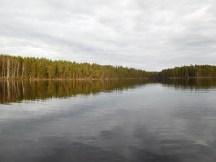 oentlig många fina sjöar runt om Finspån