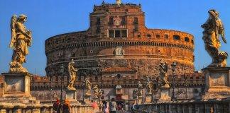castel santangelo roma