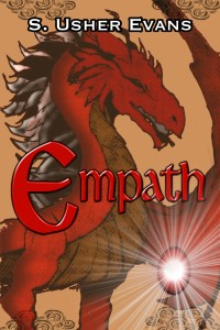 Empath, a contemporary fantasy about a girl and her anxiety dragon.