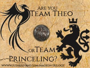 Are you #TeamTheo or #TeamPrinceling?