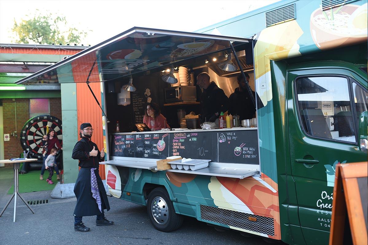 Green House Ramen Truck
