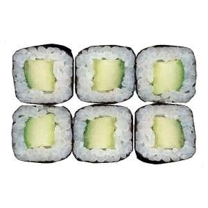 Вегетарианский ролл с огурцом