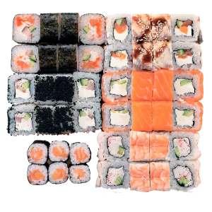 Суши сет из 48 шт. Акита