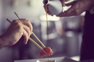 sushi bar found