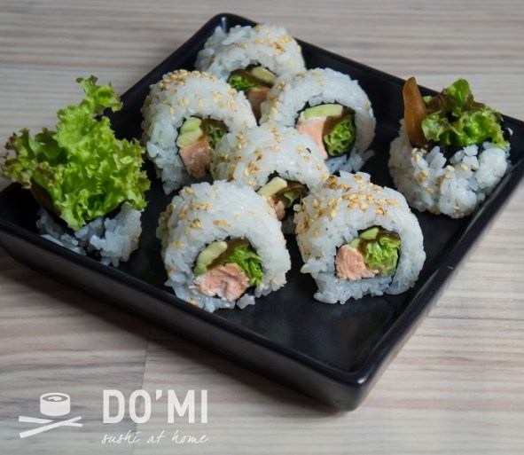 jak zrobić sushi