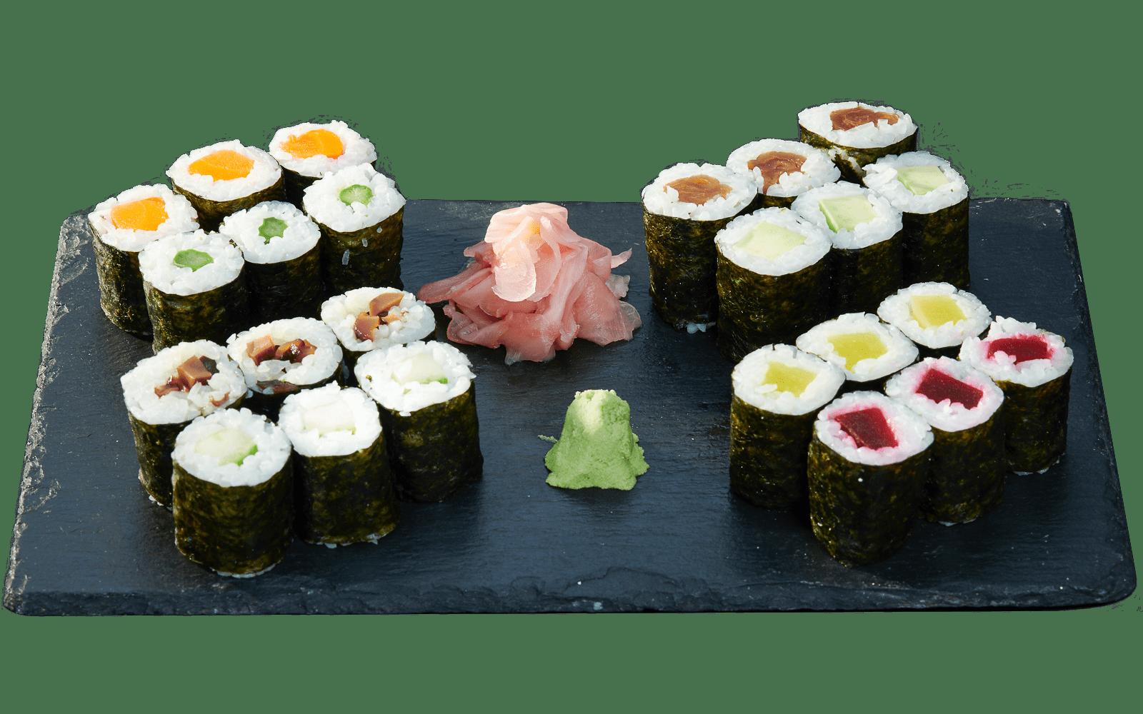 Vegetarian Maki