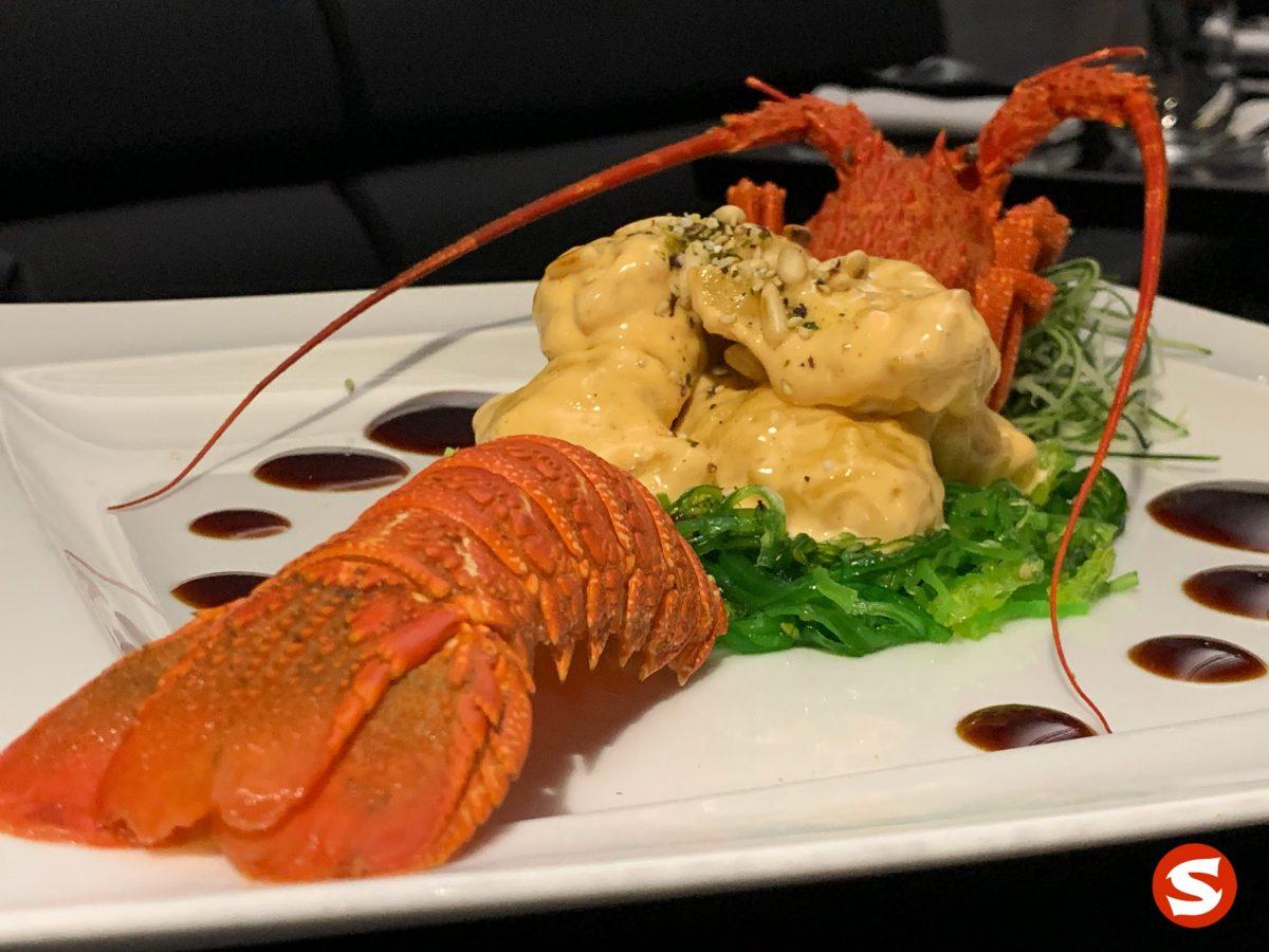 ise-ebi (lobster)