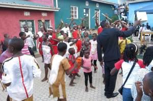 Ugandan children 1