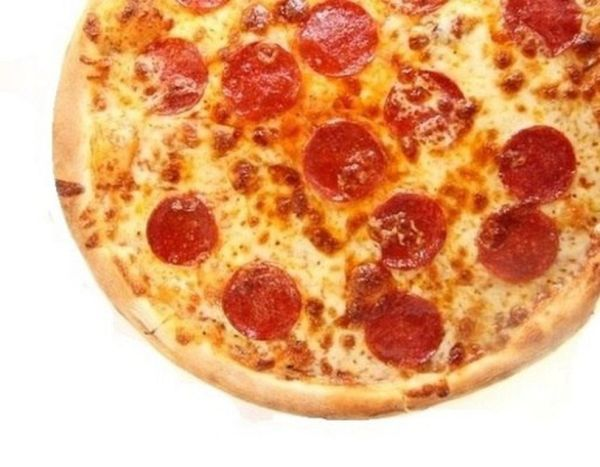 Пицца Пепперони (острая)