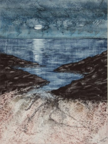Moonlit Sea IV
