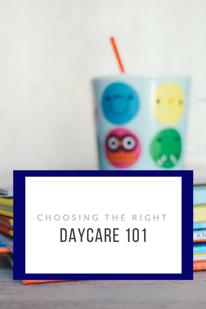 Daycare 101