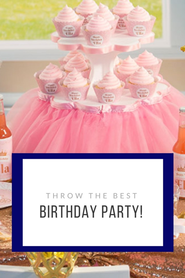 Throw a Better Birthday Party with Shindigz!