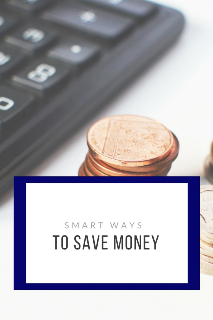 Smart Ways to Save Money!