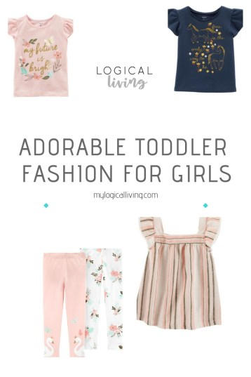 Adorable Toddler Fashion For Boys and Girls