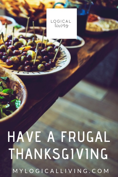 Have a Frugal Thanksgiving