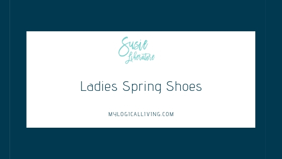 Ladies Spring Shoes