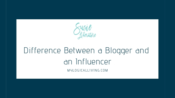 Difference Between a Blogger and an Influencer