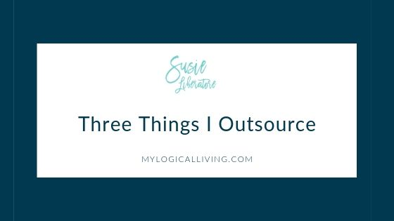 Three Things I Outsource