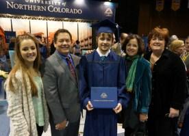 kelly's graduation